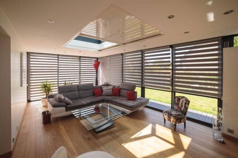 veranda dome vitre extension extend albi rodez tarn aveyron GN